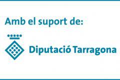 Amb el suport de la Diputació de Tarragona